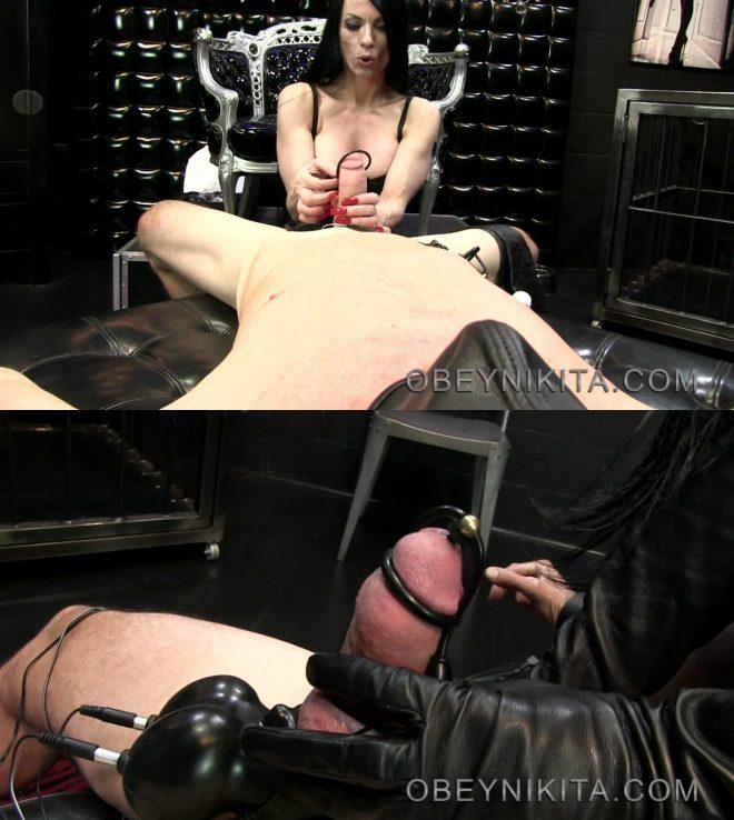 Mistress femdom slave video free