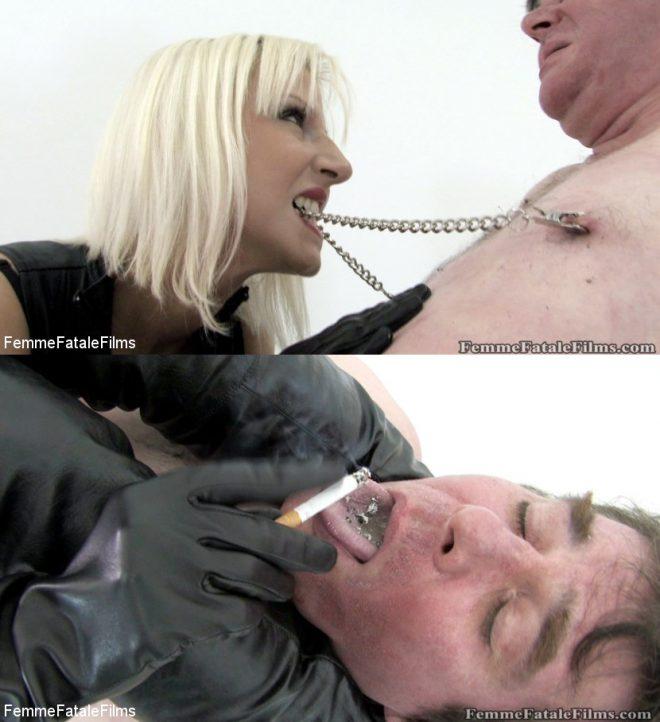 FEMME FATALE FILMS: March 13, 2019 – Mistress Vixen, Slave/The Confession – Part 1