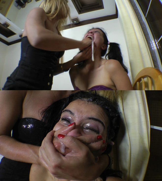 Mf Video Brazil: Deep Hands – Swallow My Whole Hand Little Slave By Gisele Ferrari
