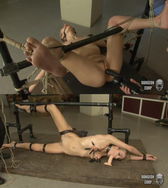 Dungeon Corp: Amanda Tate – Hot and Kinky gets Controlled