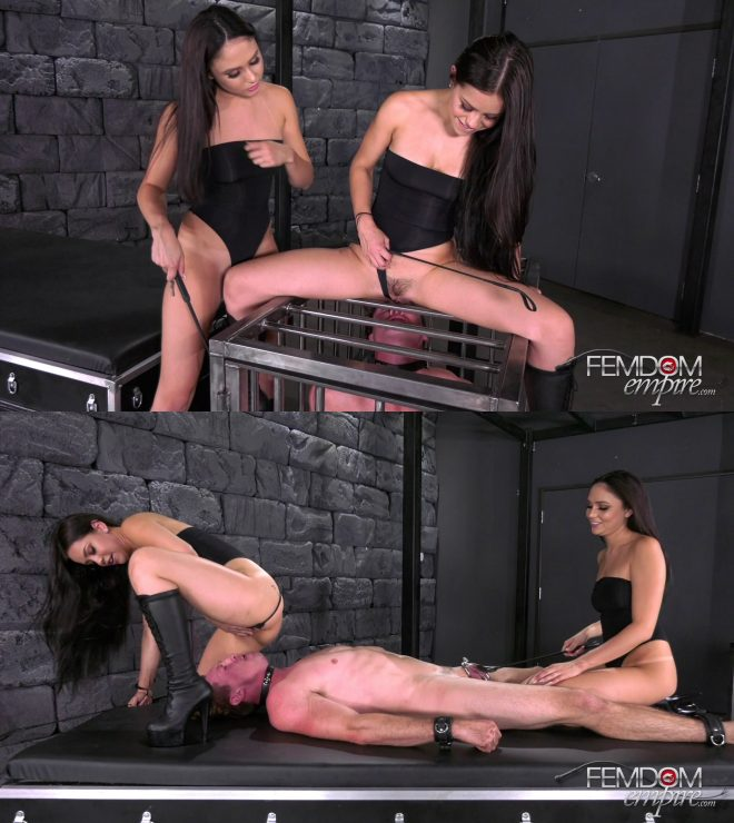 Femdom Empire: Double Our Pleasure