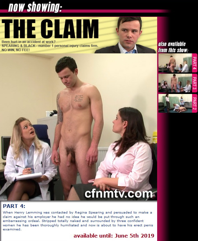 cfnmtv: The Claim (part 1-4)