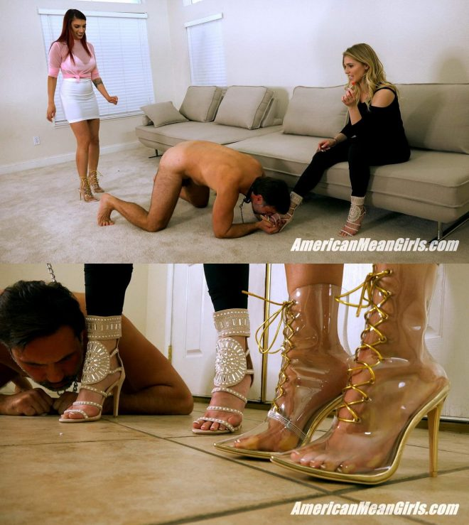 American Mean Girls: NEW HOUSE – OLD FOOT FREAK  (4K)