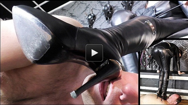 Femme Fatale Films: Booted Trample – Super HD