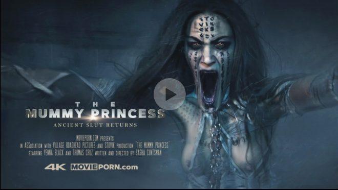 Movie Porn: The Mummy Princess (Movie Porn 8) (4K)