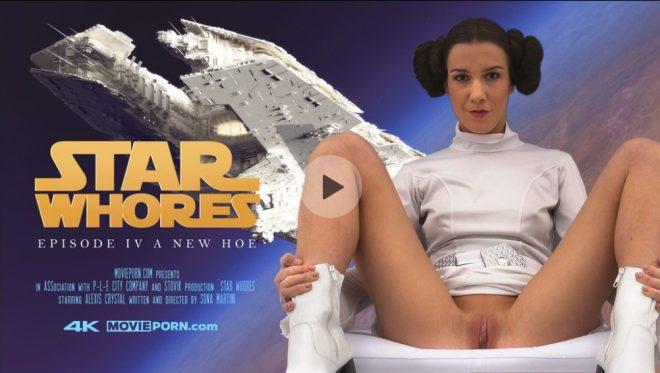 Movie Porn: A New Hoe (Movie Porn 10) (4K)