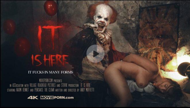 Movie Porn: IT is here (Movie Porn 9) (4K)