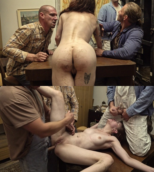 Perverse Family: Daughter All-in Perverse Family 1 part 3  (4K)