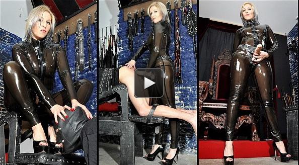 Femme Fatale Films Mistress Johanna: Deep & Hard (Complete)