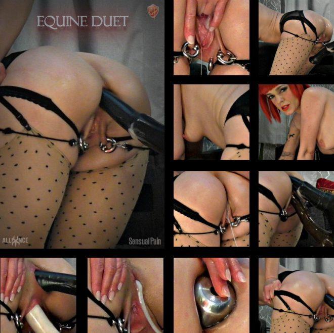 SENSUAL PAIN: Jul 17, 2019: Equine Duet | Abigail Dupree