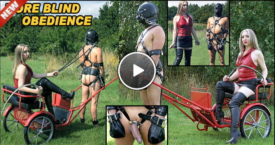The English Mansion Mistress Sidonia: More Blind Obedience (Part 3 of 5)