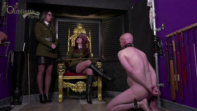 Oubliette Films Mistress Paris: A Judicial Caning