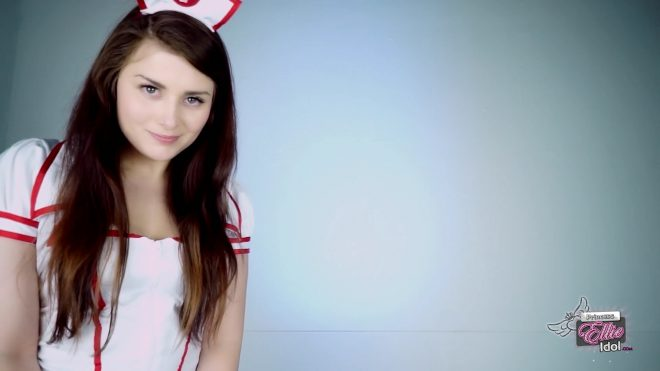 Princess Ellie Idol: DIAPER TREATMENT 1080P
