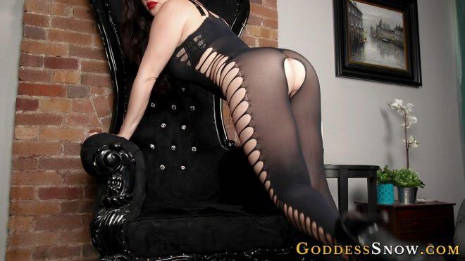 Goddess Alexandra Snow: Updated Slave Rules