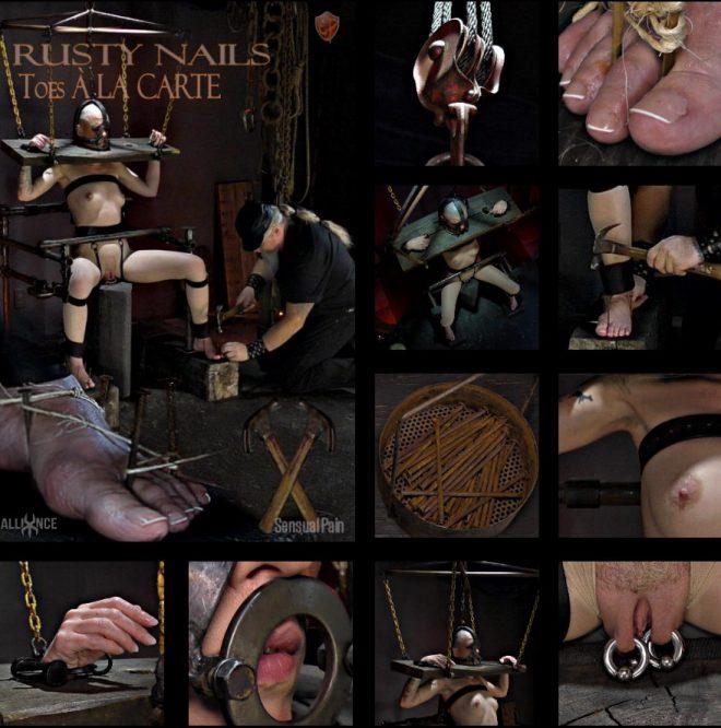 SENSUAL PAIN: Aug 7, 2019: Rusty Nails Toes a la carte   Abigail Dupree