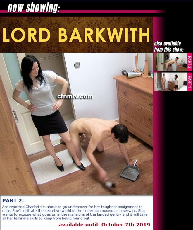 cfnmtv: Lord Barkwith (part 1-2)