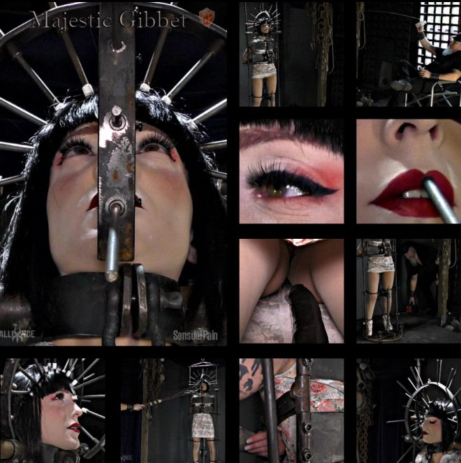 SENSUAL PAIN: Aug 18, 2019: Majestic Gibbet | Abigail Dupree