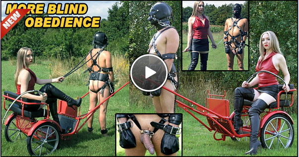The English Mansion Mistress Sidonia: More Blind Obedience (Complete Movie)