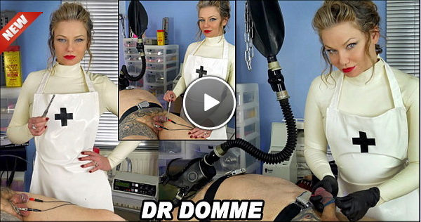 The English Mansion Mistress Inka: Dr Domme (Part 1 of 4)