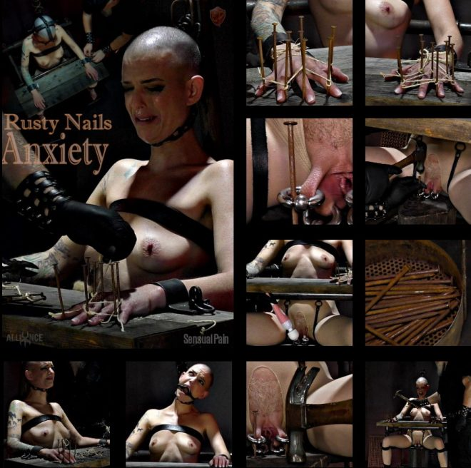 SENSUAL PAIN: Aug 14, 2019: Rusty Nails Anxiety   Abigail Dupree