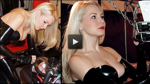 Femme Fatale Films Mistress Eleise de Lacy: Drained By The Milking Machine – Super HD (Complete)