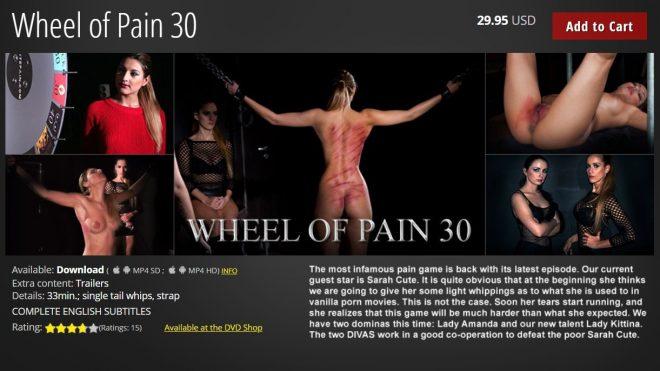 Elite Pain: Wheel of Pain 30 (HD)