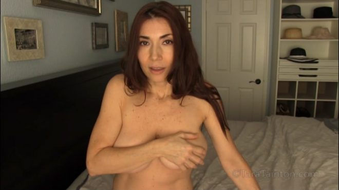 Tara Tainton: It's Time for You to Experience the Ultimate in Cum Eating