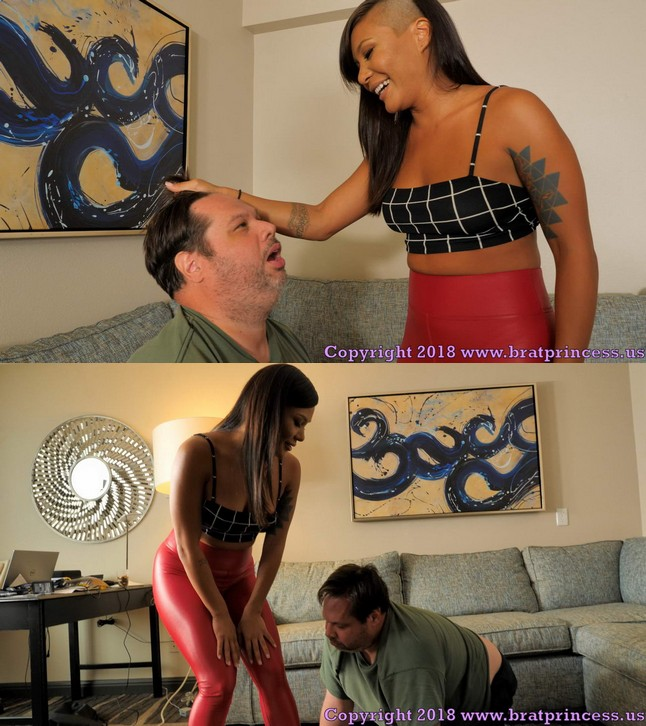 Brat Princess 2: Mena Mason – Turns Rejected Boyfriend into House Cat (4K)
