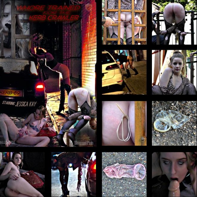 SENSUAL PAIN: Oct 20, 2019: Whore Trained For The kerb crawler | Jessica Kay