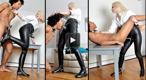 Femme Fatale Films Mistress Akella: Spurred On – Super HD (Complete)