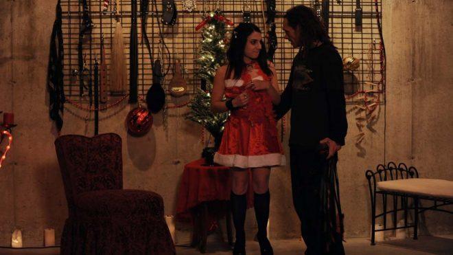 A Christmas (Bondage) Story