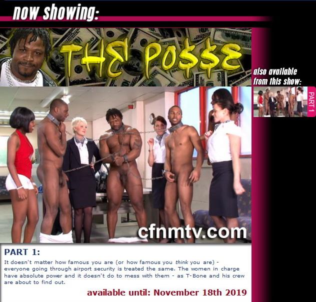 cfnmtv:  The Posse (Part 1)