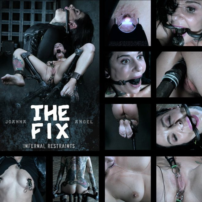 INFERNAL RESTRAINTS: Nov 8, 2019: The Fix | Joanna Angel/Joanna makes a deal, but doesn't get what she came for.