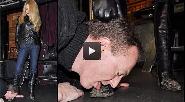 Femme Fatale Films Mistress Eleise de Lacy: Boot Stalker – Super HD (Complete)