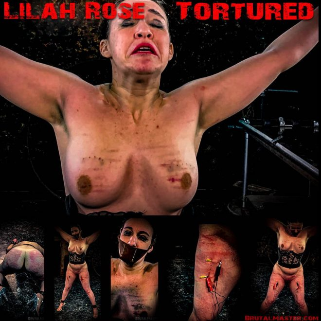 Brutal Master Lilah Rose: Tortured
