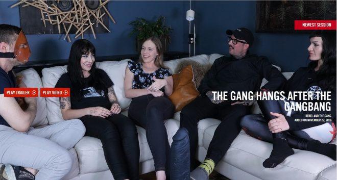ASSYLYM: The Gang Hangs After the Gangbang