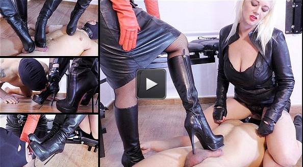 Femme Fatale Films Divine Mistress Heather, Mistress Johanna: Suffer For Sucking (Part 1)
