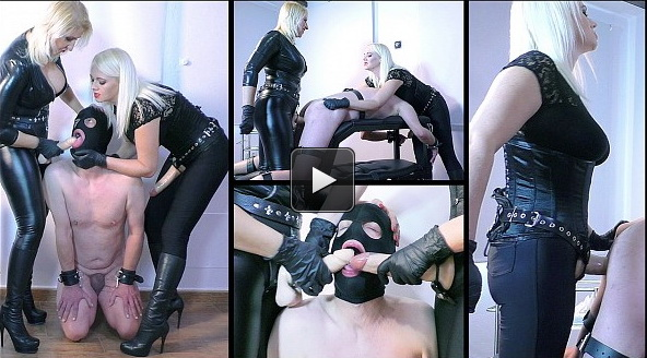 Femme Fatale Films Divine Mistress Heather, Mistress Johanna: Ramming It In – Super HD (Complete)