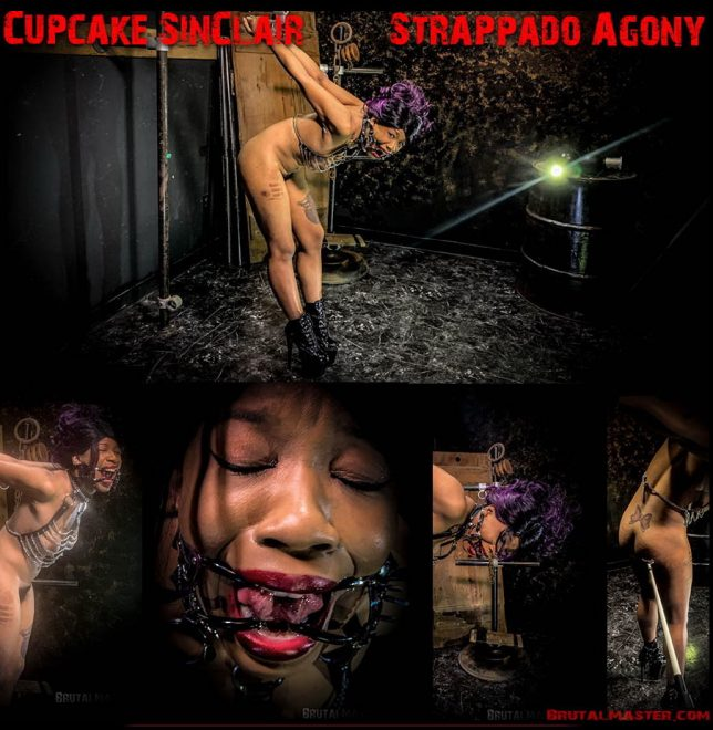 Brutal Master Cupcake Sincler: Strappado Agony