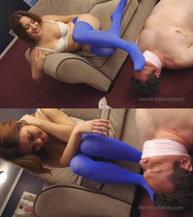 Men Are Slaves Jessica Ryan: Smell (4K)