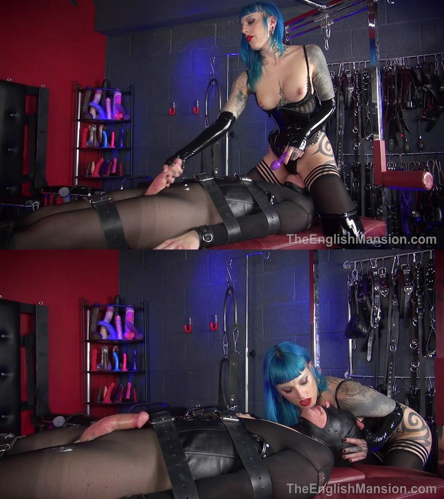 The English Mansion Mistress Bliss: Blissful Torment (Part 1-3)