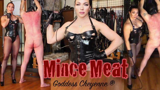 Goddess Cheyenne: Mince Meat