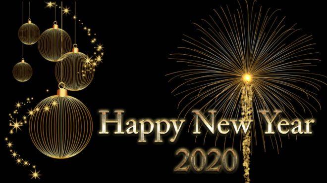 Happy New Eear 2020