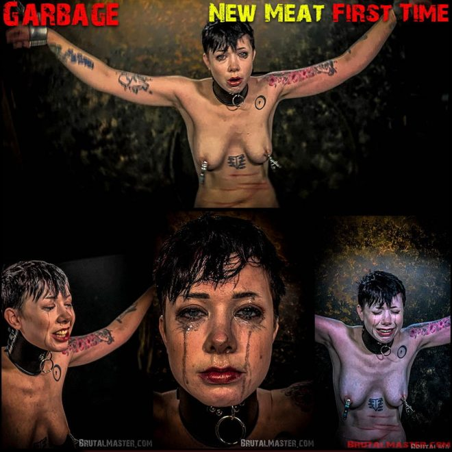 Brutal Master: Garbage New Meat First Time