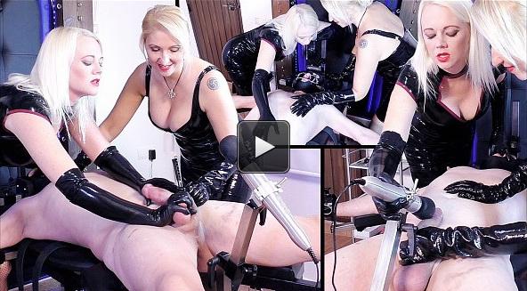 Femme Fatale Films Divine Mistress Heather, Mistress Johanna: Overcum – Super HD (Part 1)