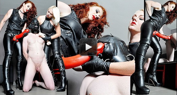 Femme Fatale Films Divine Mistress Heather, Mistress Lady Renee: