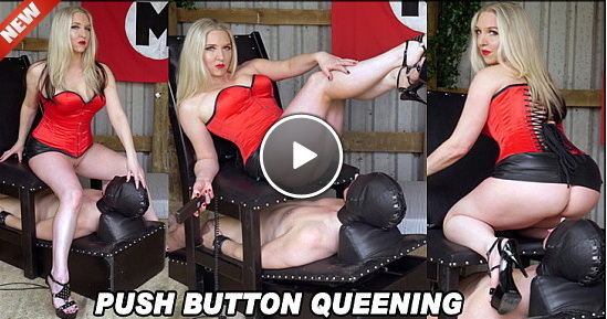 The English Mansion: Push Button Queening (Part 1)
