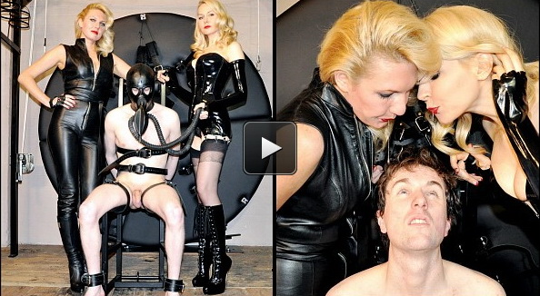 Femme Fatale Films Mistress Akella, Mistress Eleise de Lacy: Thirsty for Spit – Super HD (Complete)