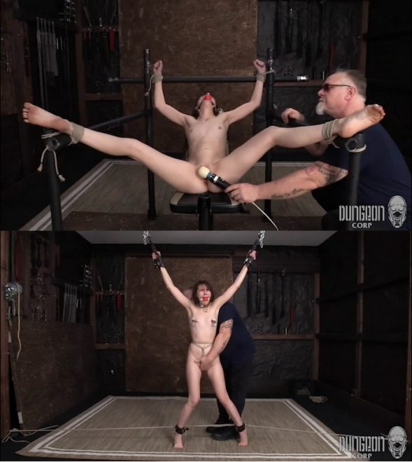 SocietySM/DungeonCorp Bondage and Submission, Adults Only XXX Ziva Fey : Nervous Ziva (Release date: Jan 10, 2020)