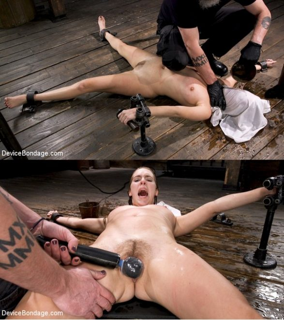 DEVICE BONDAGE: January 23, 2020 – Cadence Lux/Cadence Lux: The Depths of Hell